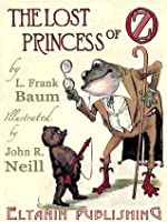 The Lost Princess of Oz (Oz #11)