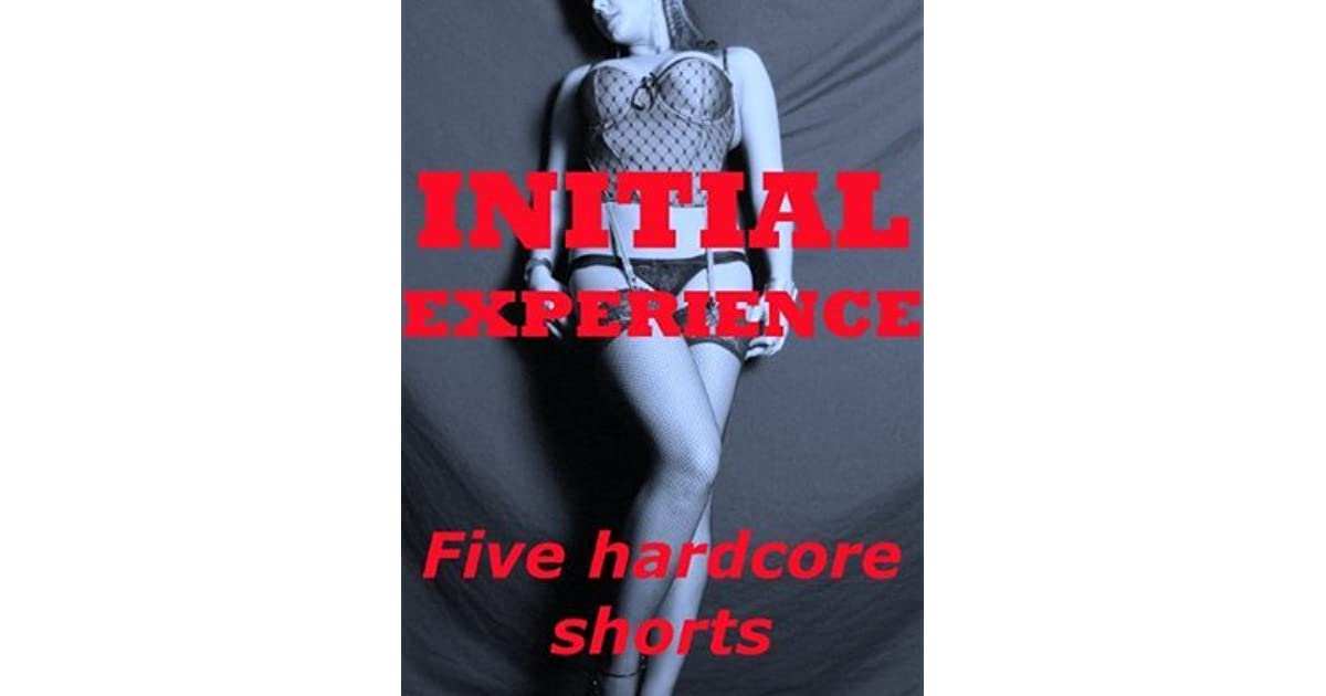 Anal experience first story consider, that