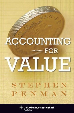 Accounting for Value  -Columbia University Press (2011)