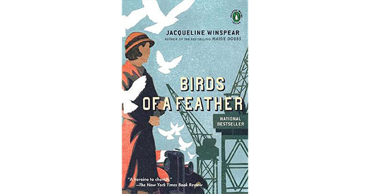 Birds Of A Feather Maisie Dobbs 2 By Jacqueline Winspear
