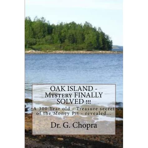 What Is The Mystery Of Oak Island