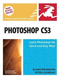Photoshop CS3 for Windows and Macintosh: Visual QuickStart Guide, Mobipocket