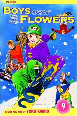 Boys Over Flowers: Hana Yori Dango, Vol. 9