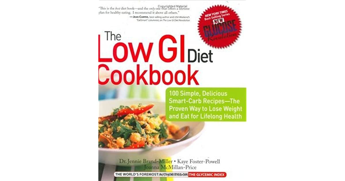 The Everything Low-Glycemic Cookbook