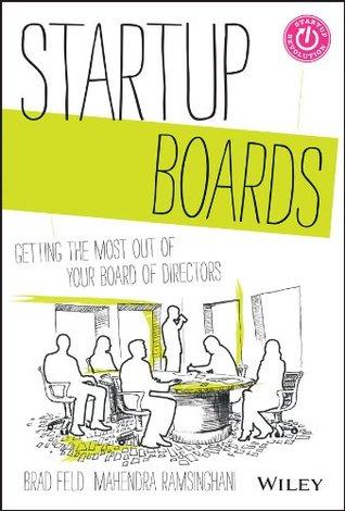 Startup Boards by Brad Feld