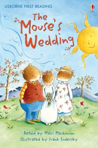 The Mouse's Wedding (Usborne First Reading)
