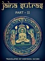 Jaina Sutras (Part II)