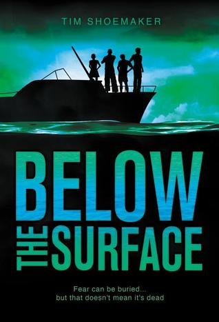 Below the Surface (Code of Silence, #3)
