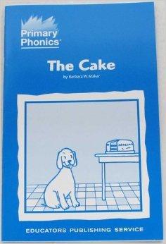 The Cake (Primary Phonics - Set 2, Book 4)