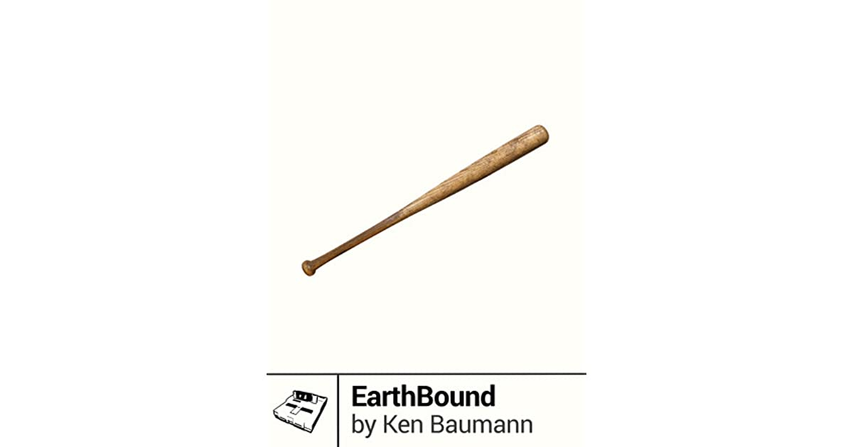 EarthBound (Boss Fight Books, #1) by Ken Baumann