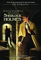 Can You Survive: Sir Arthur Conan Doyle's Adventures of Sherlock Holmes: A Choose Your Path Book (Can You Survive?)