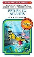 Return To Atlantis (Choose Your Own Adventure)