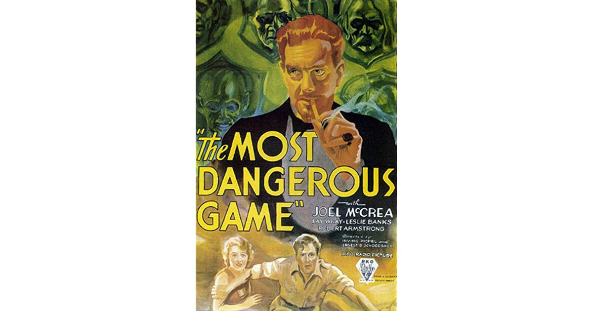 the characters in the most dangerous game