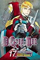 D.Gray-man, Vol. 17: Parting Ways