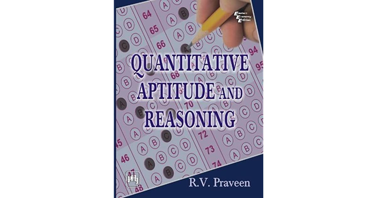Books on aptitude and reasoning free download