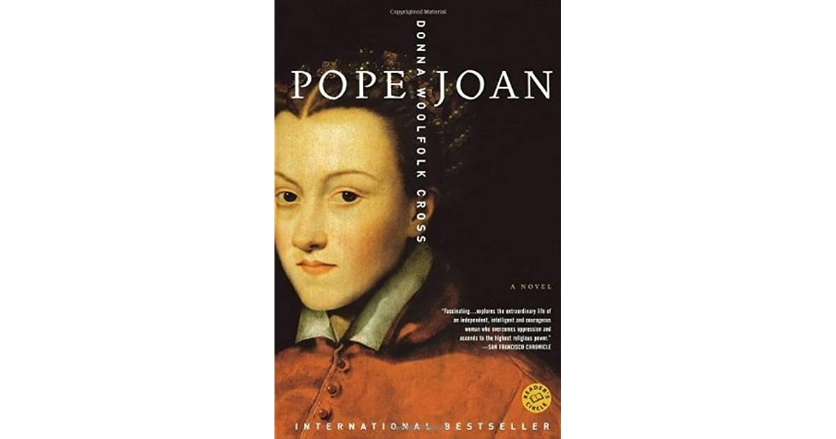 pope joan Reading guide for pope joan by donna woolfolk cross - discussion guide for book clubs.