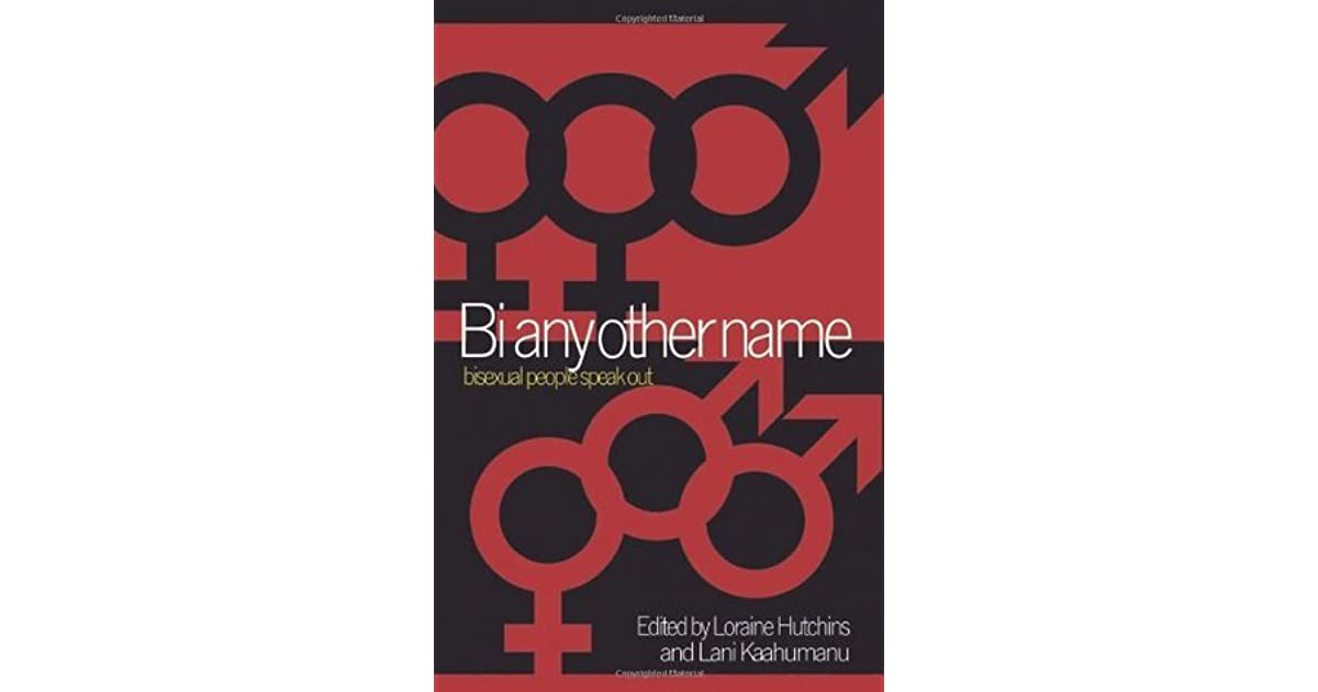people name other Any speak bisexual bi