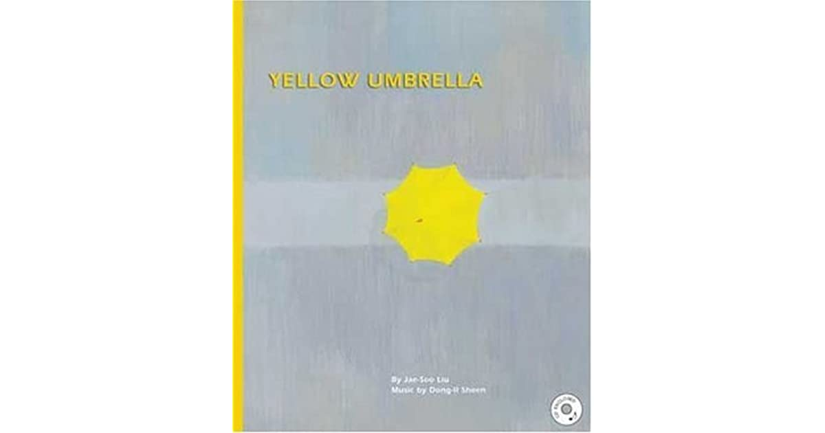 657025276f3a Yellow Umbrella by Jae-Soo Liu