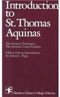 Introduction To Saint Thomas Aquinas