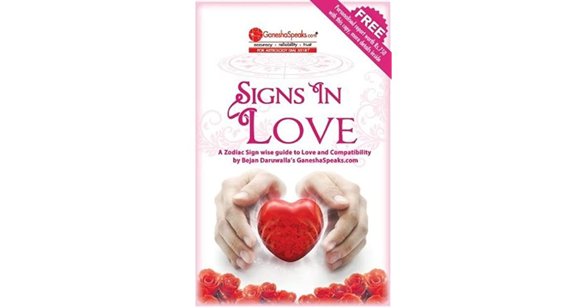 Signs in Love - A Zodiac Sign wise guide to Love and Compatiblity by