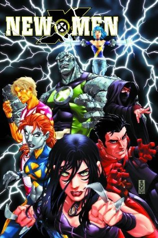 New X-Men: Childhood's End, Volume 1