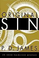 Original Sin (Adam Dalgliesh, #9)