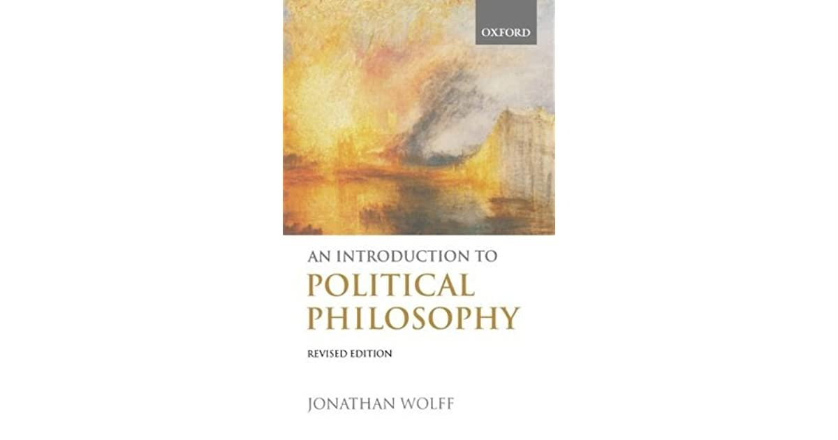 An introduction to political philosophy by jonathan wolff fandeluxe Image collections