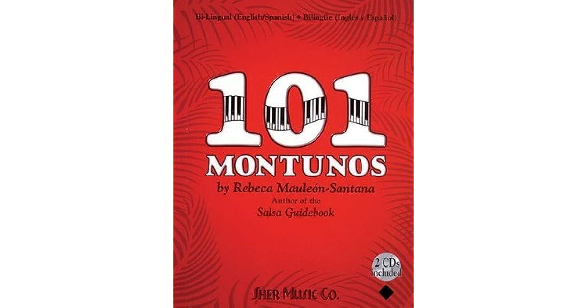 101 Montunos By Rebeca Mauleon