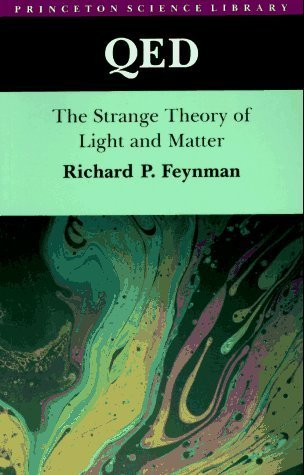the strange theory of light and matter