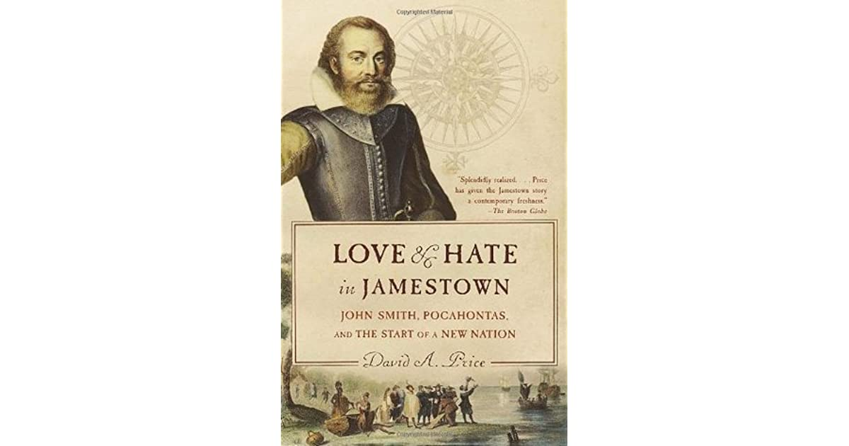 Thesis Of Love And Hate In Jamestown – 261043