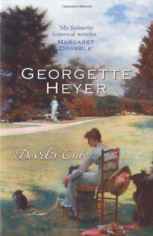 Devil's Cub (Alastair-Audley, #2) by Georgette Heyer