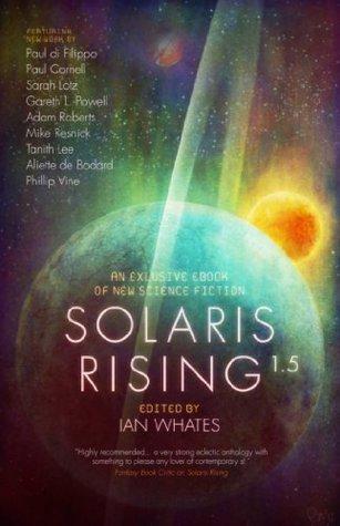 Solaris Rising 1.5 by Ian Whates