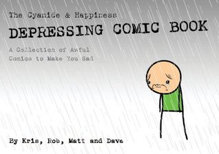 The Cyanide & Happiness Depressing Comic Book