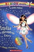 India The Moonstone Fairy (Rainbow Magic, #22; Jewel Fairies, #1)