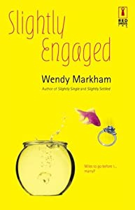 Slightly Engaged (Slightly, #3)