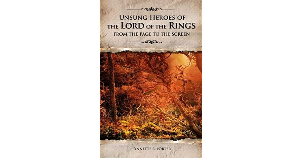 the unsung hero lord of the