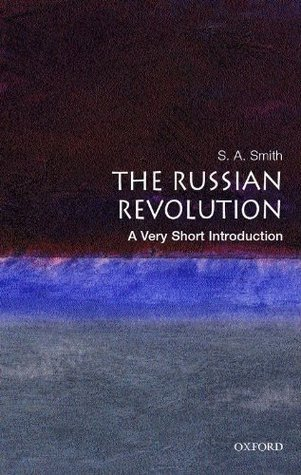 Russian Revolution - A very short introduction