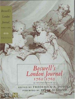 London Journal, 1762 - 1763