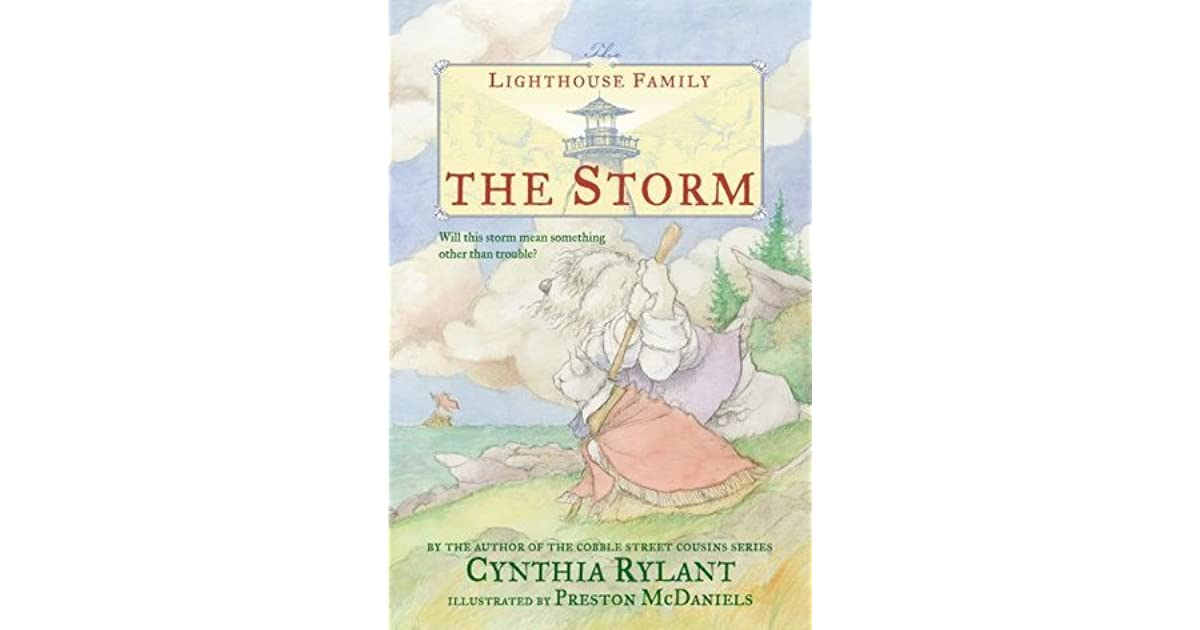 The Storm The Lighthouse Family 1 By Cynthia Rylant
