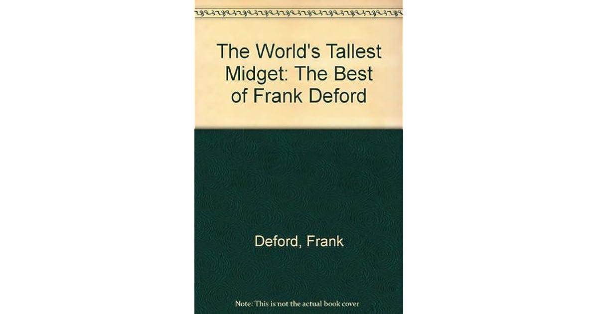 Best deford frank midget tallest world