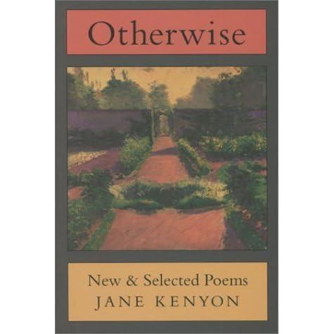 let evening come jane kenyon analysis