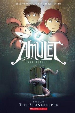 The Stonekeeper (Amulet, #1)