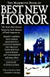 Best New Horror 14 (The Mammoth Book of Best New Horror, #14)