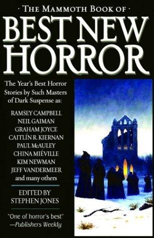 Best New Horror 14