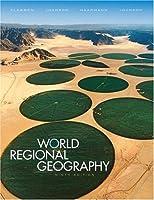 World regional geography (9th edition): david l. Clawson, merrill.