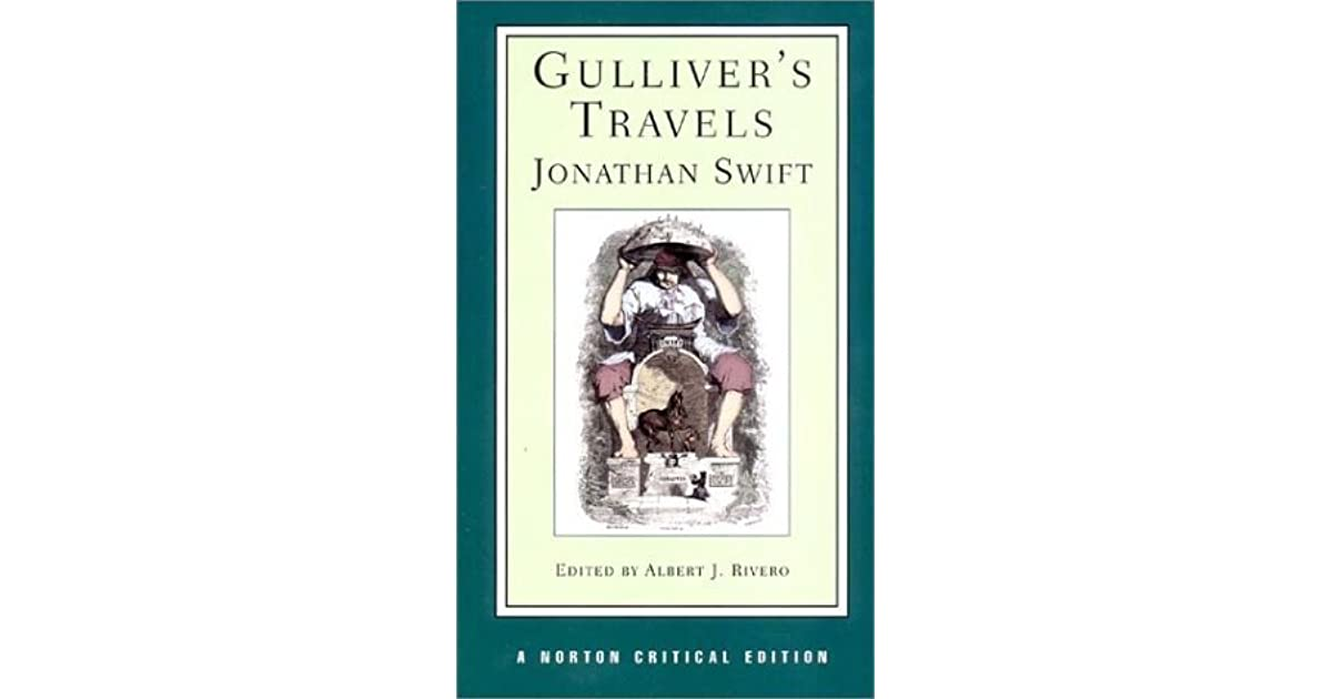 an analysis of gullivers travels a book by jonathan swift