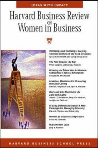 Harvard Business Review on Women in Business