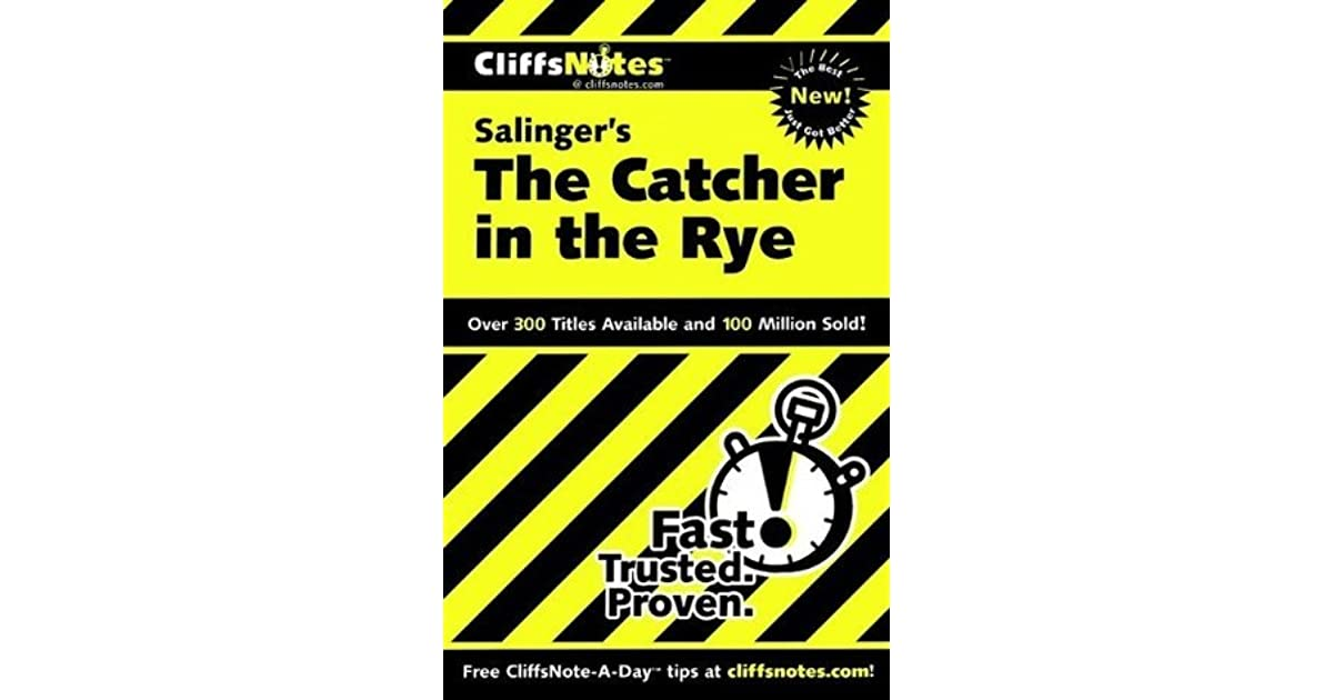 critical essays on salinger the catcher in the rye