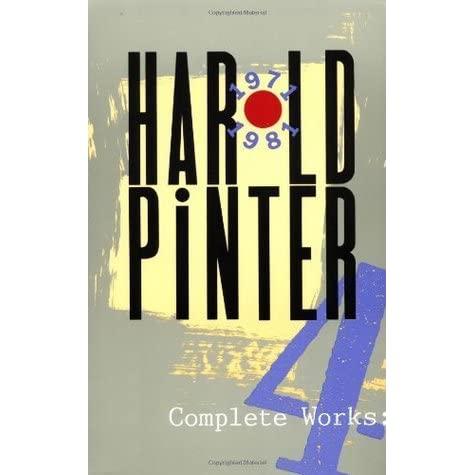 no mans land harold pinter english literature essay No man's land2016-09-2140reviewer's ratingn a play preoccupied with a no-man's land of harold pinter london rebecca coates is an english literature.