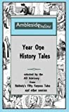 AmblesideOnline Year One History Tales